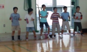 dancingボーイズ&ガールズ