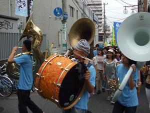 パレード写真