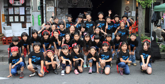 小学生バンド「DAIZAWA STAR KIDS」